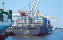 Sea Freight, Shipping, Sea Containers